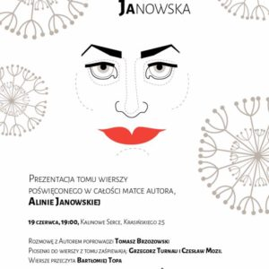 Michał Zabłocki – Janowska, promocja książki (Grzegorz Turnau, Czesław Mozil goście specjalni)